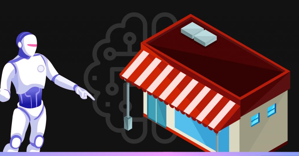 La inteligencia artificial aplicada a las tiendas de conveniencia