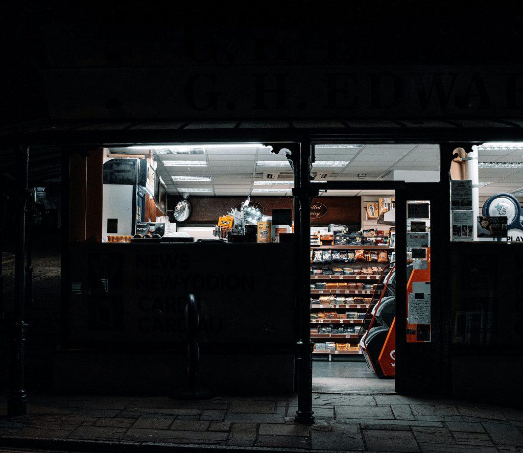 Analisis de inteligencia artificial para tiendas de conveniencia