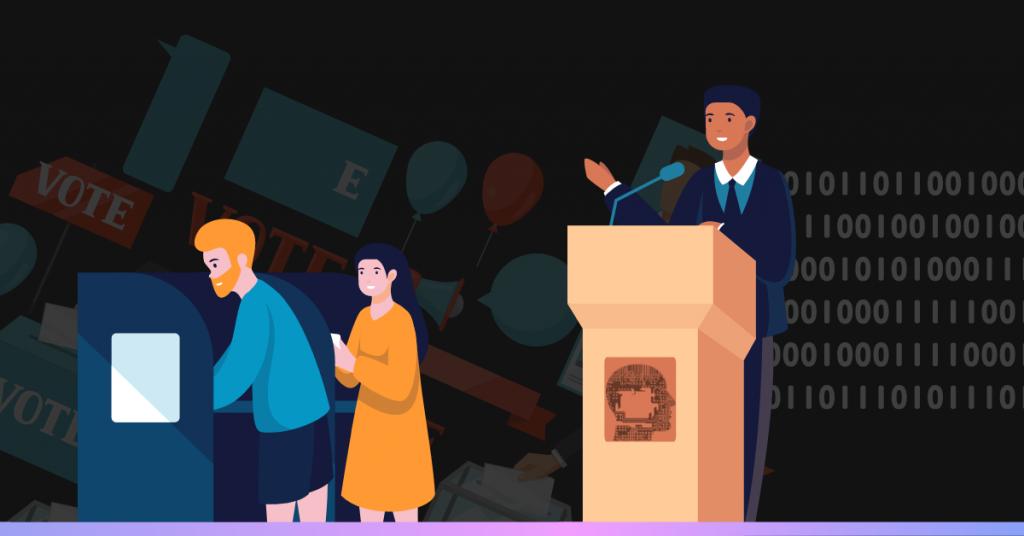inteligencia artificial en elecciones presidenciales