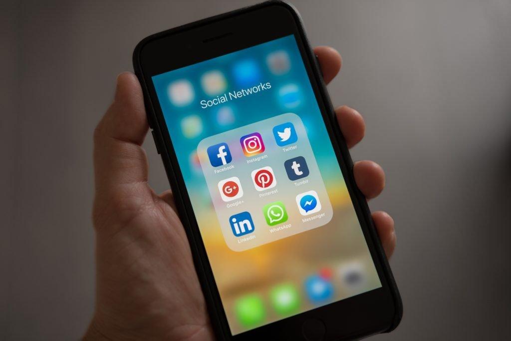 redes sociales ubicuas